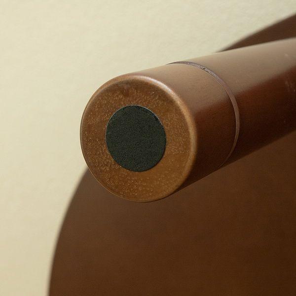 こたつテーブル 楕円 120cm モダン 丸型 継脚式SCK-V120T|adhoc-style|05