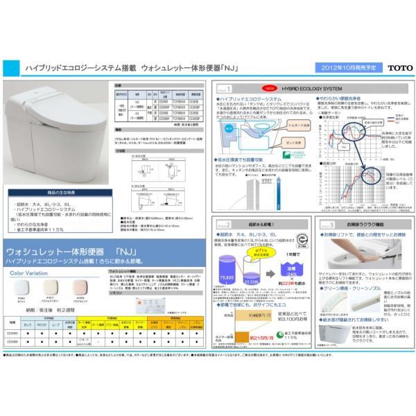 【TOTO】ネオレスト タンクレス ウォシュレット一体型便器 NJ2 【ポイント10倍】 adi-next 03