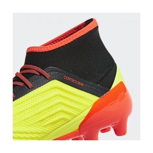 アウトレット価格 アディダス公式 シューズ スパイク adidas プレデター 18.2-ジャパン HG/AG adidas 09