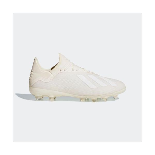アウトレット価格 アディダス公式 シューズ スパイク adidas エックス 18.2-ジャパン HG/AG|adidas