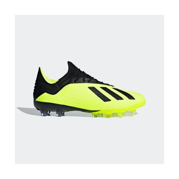 アウトレット価格 アディダス公式 シューズ スパイク adidas スパイク/ミッドモデル / エックス 18.2-ジャパン HG/AG|adidas