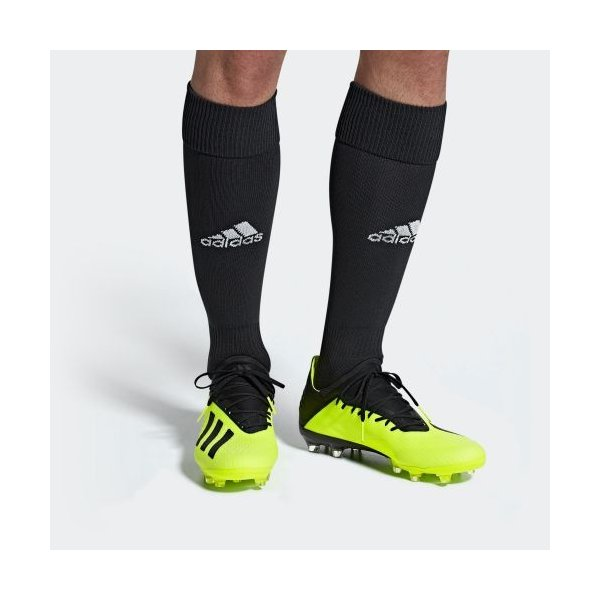 アウトレット価格 アディダス公式 シューズ スパイク adidas スパイク/ミッドモデル / エックス 18.2-ジャパン HG/AG|adidas|02