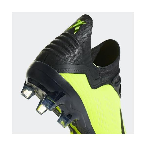 アウトレット価格 アディダス公式 シューズ スパイク adidas スパイク/ミッドモデル / エックス 18.2-ジャパン HG/AG|adidas|09