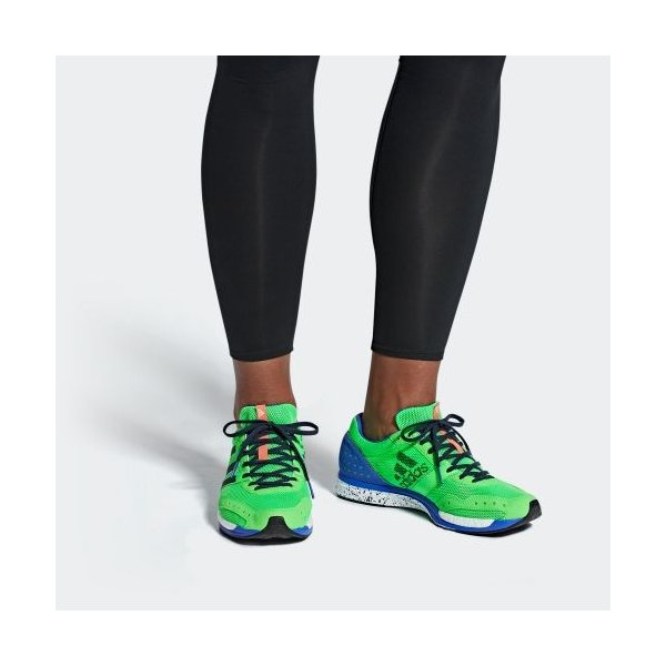 全品ポイント15倍 07/19 17:00〜07/22 16:59 セール価格 送料無料 アディダス公式 シューズ スポーツシューズ adidas アディゼロタクミ レン 3 M / ADIZERO TA… adidas 02