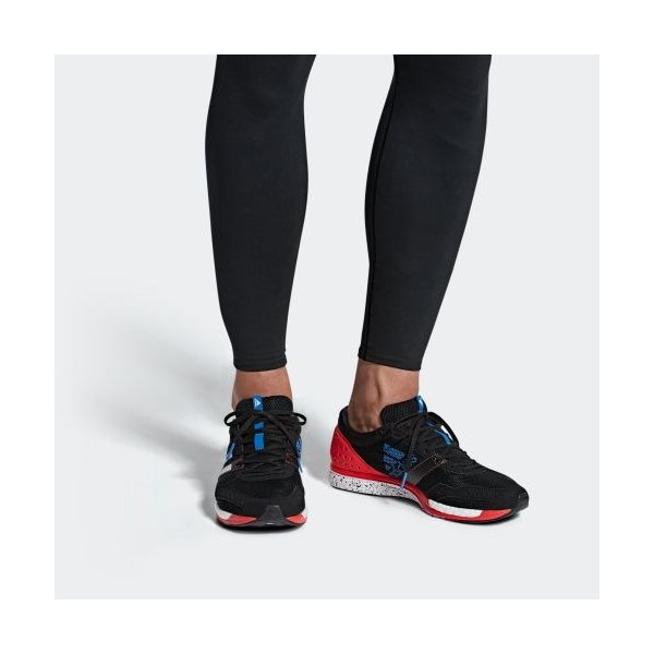 全品ポイント15倍 7/11 17:00〜7/16 16:59 セール価格 送料無料 アディダス公式 シューズ スポーツシューズ adidas アディゼロタクミ レン 3 M / ADIZERO TAKU…|adidas|02