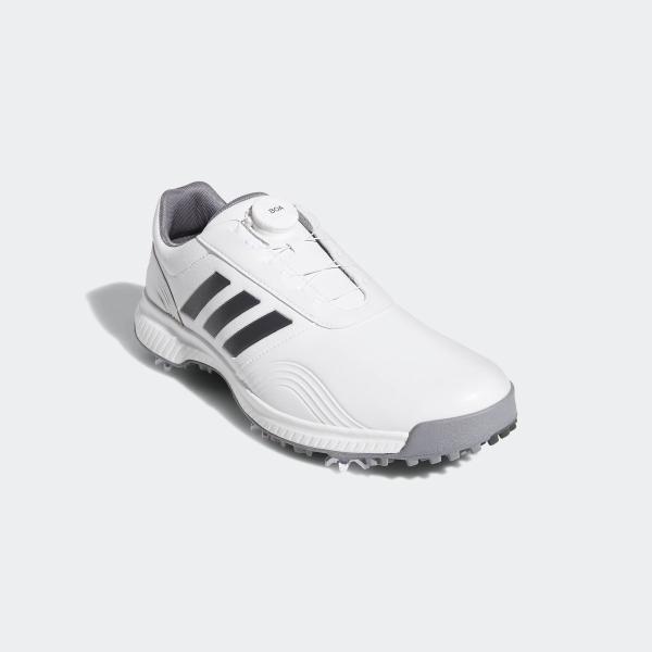 全品ポイント15倍 07/19 17:00〜07/22 16:59 返品可 送料無料 アディダス公式 シューズ スポーツシューズ adidas トラクション ボア 【ゴルフ】|adidas|04