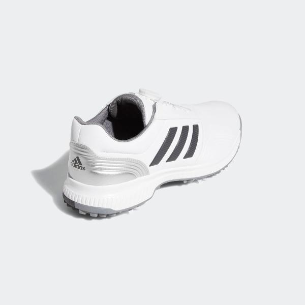 全品ポイント15倍 07/19 17:00〜07/22 16:59 返品可 送料無料 アディダス公式 シューズ スポーツシューズ adidas トラクション ボア 【ゴルフ】|adidas|05