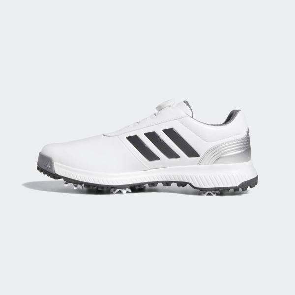 全品ポイント15倍 07/19 17:00〜07/22 16:59 返品可 送料無料 アディダス公式 シューズ スポーツシューズ adidas トラクション ボア 【ゴルフ】|adidas|06