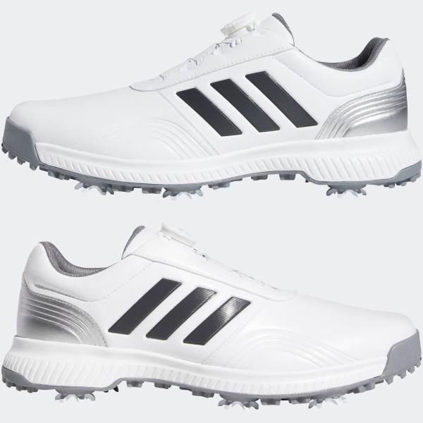 全品ポイント15倍 07/19 17:00〜07/22 16:59 返品可 送料無料 アディダス公式 シューズ スポーツシューズ adidas トラクション ボア 【ゴルフ】|adidas|07