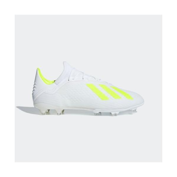 全品送料無料! 07/19 17:00〜07/26 16:59 返品可 アディダス公式 シューズ スパイク adidas エックス 18.2 FG/AG / 天然芝用 / 人工芝用|adidas
