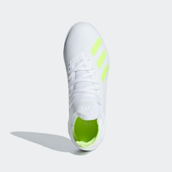 全品送料無料! 07/19 17:00〜07/26 16:59 返品可 アディダス公式 シューズ スポーツシューズ adidas エックス 18.3 TF J / フットサル用 / ターフ用|adidas|02