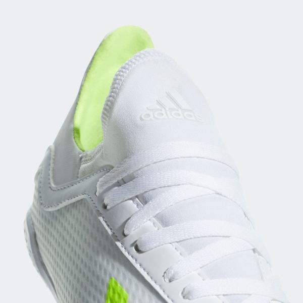 全品送料無料! 07/19 17:00〜07/26 16:59 返品可 アディダス公式 シューズ スポーツシューズ adidas エックス 18.3 TF J / フットサル用 / ターフ用|adidas|08