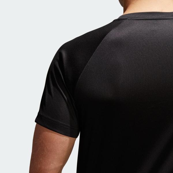 全品ポイント15倍 09/13 17:00〜09/17 16:59 返品可 アディダス公式 ウェア トップス adidas D2M トレーニングビッグロゴTシャツ adidas 09