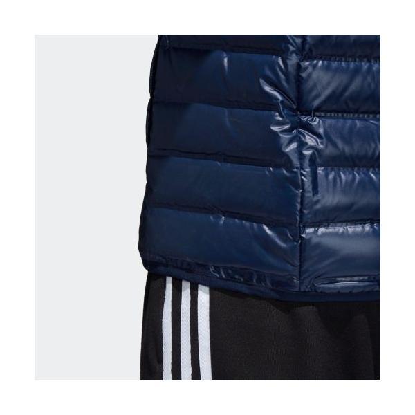全品送料無料! 6/21 17:00〜6/27 16:59 セール価格 アディダス公式 ウェア アウター adidas VARILITE ライトダウン ジャケット|adidas|10