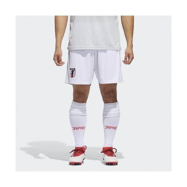 全品ポイント15倍 07/19 17:00〜07/22 16:59 セール価格 アディダス公式 ウェア ボトムス adidas サッカー日本代表 アウェイレプリカショーツ【FIFAワールドカ…|adidas