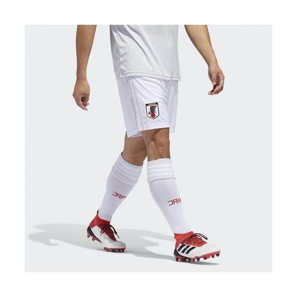 全品ポイント15倍 07/19 17:00〜07/22 16:59 セール価格 アディダス公式 ウェア ボトムス adidas サッカー日本代表 アウェイレプリカショーツ【FIFAワールドカ…|adidas|04