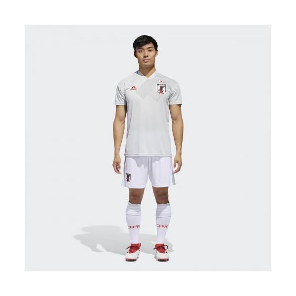 全品ポイント15倍 07/19 17:00〜07/22 16:59 セール価格 アディダス公式 ウェア ボトムス adidas サッカー日本代表 アウェイレプリカショーツ【FIFAワールドカ…|adidas|07