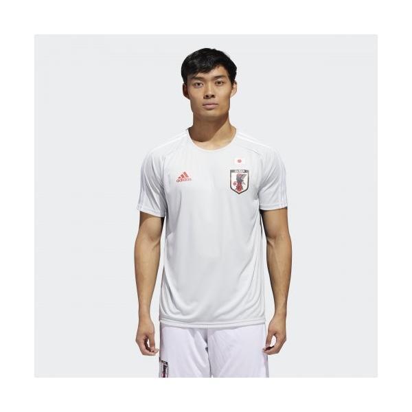 セール価格 アディダス公式 ウェア トップス adidas サッカー日本代表 アウェイレプリカTシャツ|adidas