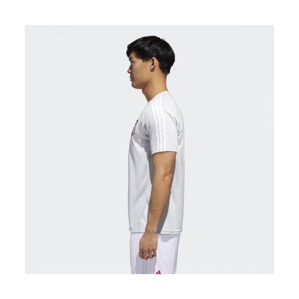 セール価格 アディダス公式 ウェア トップス adidas サッカー日本代表 アウェイレプリカTシャツ|adidas|02