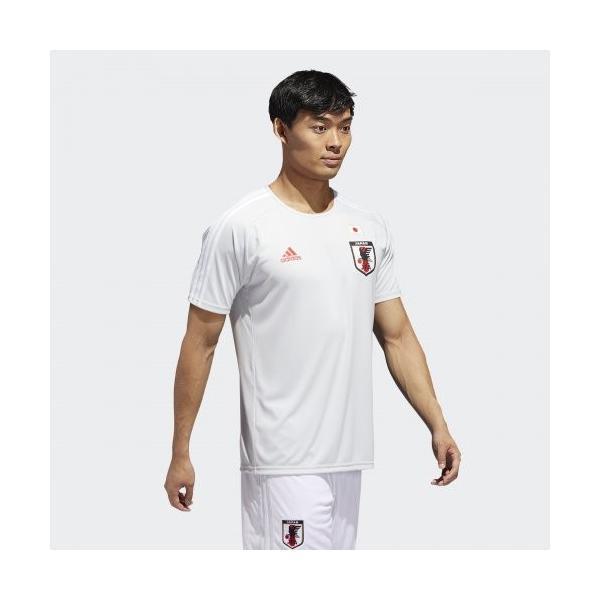 セール価格 アディダス公式 ウェア トップス adidas サッカー日本代表 アウェイレプリカTシャツ|adidas|04