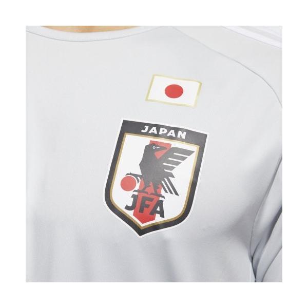セール価格 アディダス公式 ウェア トップス adidas サッカー日本代表 アウェイレプリカTシャツ|adidas|07