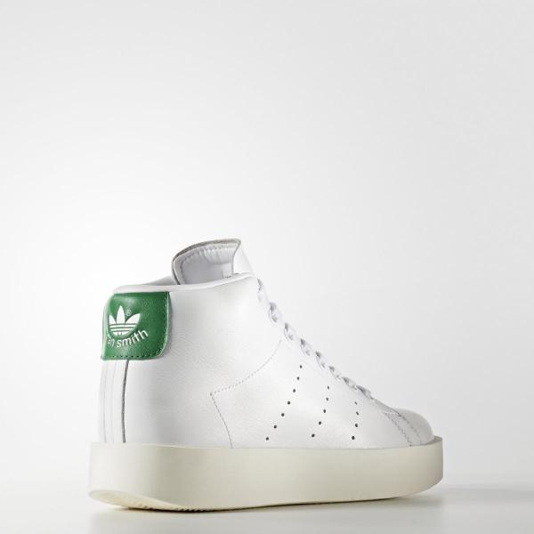 30%OFF 送料無料 アディダス公式 ローカット adidas スタンスミス [STAN SMITH BD MID]|adidas|05