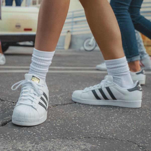全品ポイント15倍 09/13 17:00〜09/17 16:59 返品可 送料無料 アディダス公式 シューズ スニーカー adidas スーパースター ファンデーション / SUPERSTAR FOUN…|adidas|02