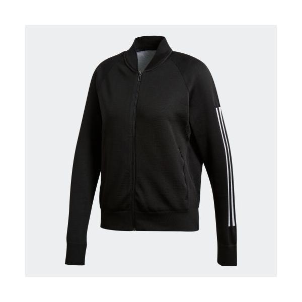 セール価格 アディダス公式 ウェア トップス adidas W ID ニット ボンバー ジャケット|adidas|05