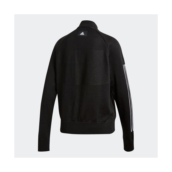 セール価格 アディダス公式 ウェア トップス adidas W ID ニット ボンバー ジャケット|adidas|06