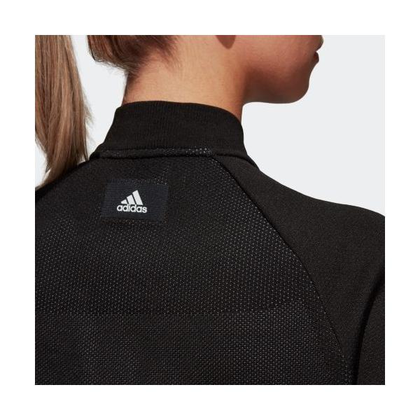 セール価格 アディダス公式 ウェア トップス adidas W ID ニット ボンバー ジャケット|adidas|09