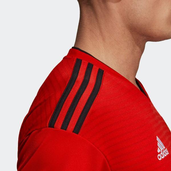 全品送料無料! 08/14 17:00〜08/22 16:59 セール価格 アディダス公式 ウェア トップス adidas マンチェスターユナイテッドFC ホーム レプリカ ユニフォーム|adidas|10