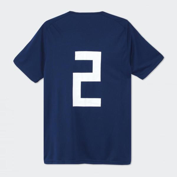 セール価格 アディダス公式 ウェア トップス adidas No 2 サッカー日本代表 ホームレプリカTシャツ|adidas|02