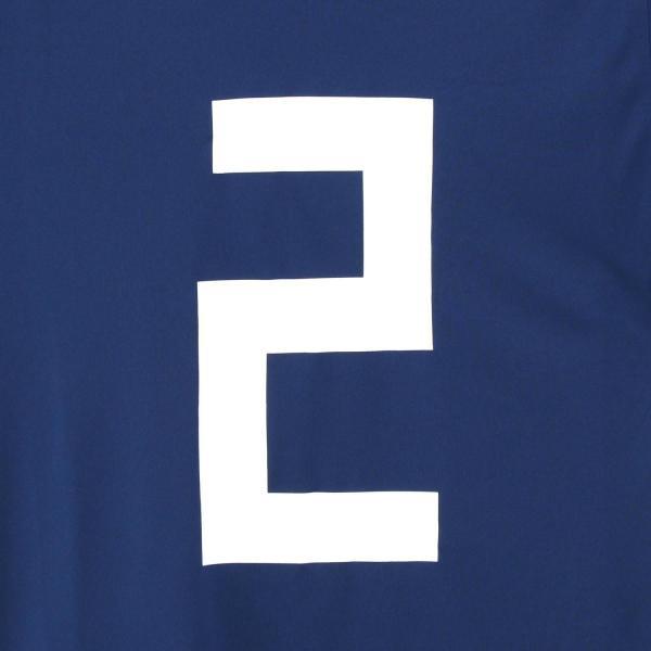 セール価格 アディダス公式 ウェア トップス adidas No 2 サッカー日本代表 ホームレプリカTシャツ|adidas|08