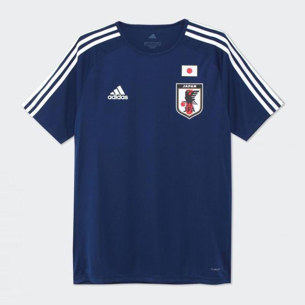 セール価格 アディダス公式 ウェア トップス adidas No 4 サッカー日本代表 ホームレプリカTシャツ adidas