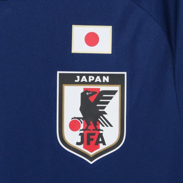 セール価格 アディダス公式 ウェア トップス adidas No 4 サッカー日本代表 ホームレプリカTシャツ adidas 07