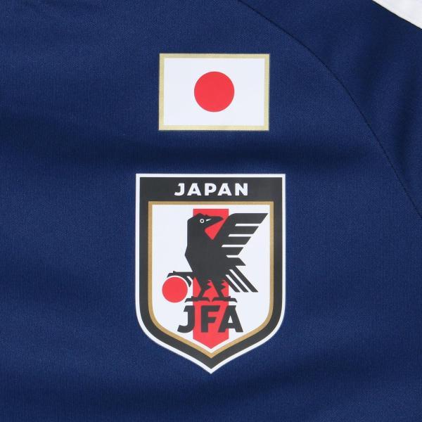 セール価格 アディダス公式 ウェア トップス adidas (子供用) No 10 サッカー日本代表 ホームレプリカTシャツ No 10|adidas|07