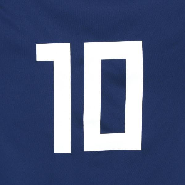 セール価格 アディダス公式 ウェア トップス adidas (子供用) No 10 サッカー日本代表 ホームレプリカTシャツ No 10|adidas|08