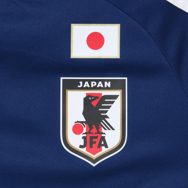 セール価格 アディダス公式 ウェア トップス adidas (子供用) No 11 サッカー日本代表 ホームレプリカTシャツ No 11|adidas|07