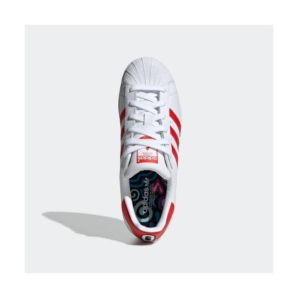 全品送料無料! 6/21 17:00〜6/27 16:59 セール価格 アディダス公式 シューズ スニーカー adidas スーパースター / SUPERSTAR|adidas|03