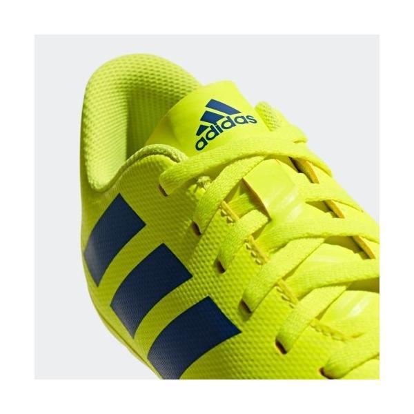 全品送料無料! 07/19 17:00〜07/26 16:59 セール価格 アディダス公式 シューズ スパイク adidas ネメシス 18.4 AI1 J / 硬い土用 / 人工芝用|adidas|07