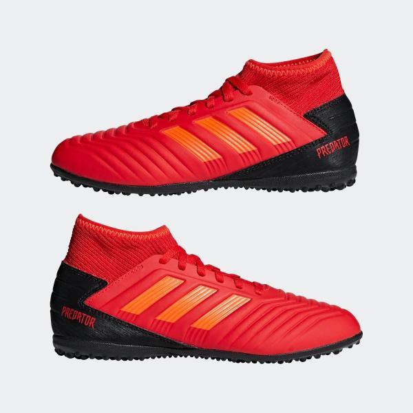 全品ポイント15倍 07/19 17:00〜07/22 16:59 セール価格 アディダス公式 シューズ スポーツシューズ adidas プレデター 19.3 TF J / フットサル用 / ターフ用|adidas|07