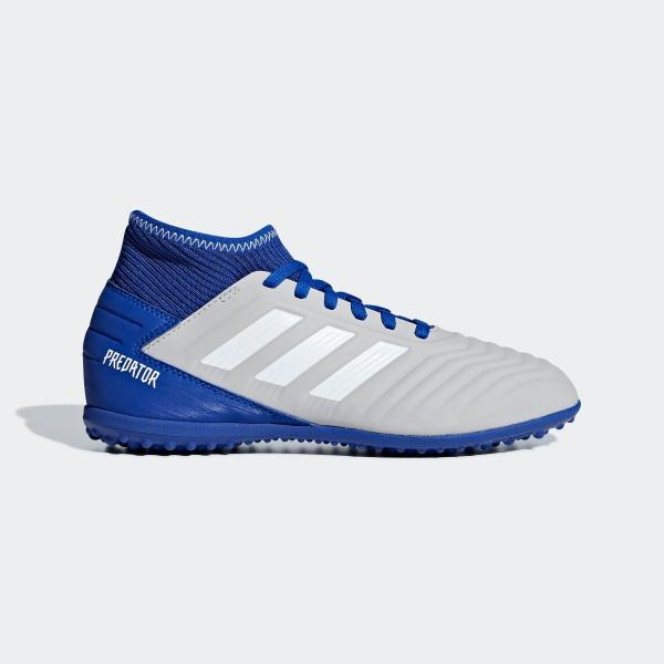 返品可 アディダス公式 シューズ スポーツシューズ adidas プレデター 19.3 TF J / フットサル用 / ターフ用 adidas