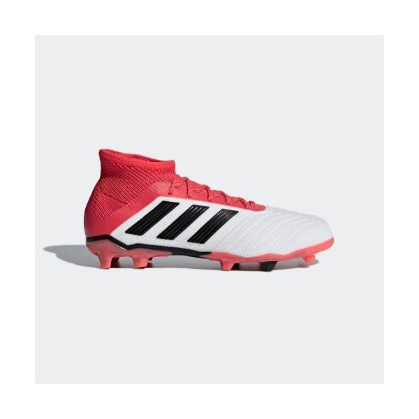 全品ポイント15倍 07/19 17:00〜07/22 16:59 アウトレット価格 アディダス公式 シューズ スパイク adidas プレデター 18.1 FG/AG J|adidas