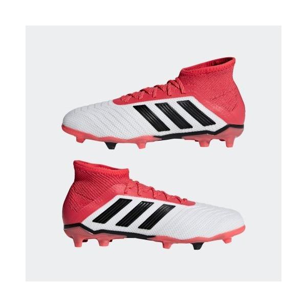 全品ポイント15倍 07/19 17:00〜07/22 16:59 アウトレット価格 アディダス公式 シューズ スパイク adidas プレデター 18.1 FG/AG J|adidas|07