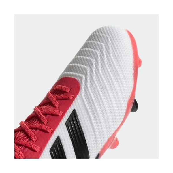 全品ポイント15倍 07/19 17:00〜07/22 16:59 アウトレット価格 アディダス公式 シューズ スパイク adidas プレデター 18.1 FG/AG J|adidas|08
