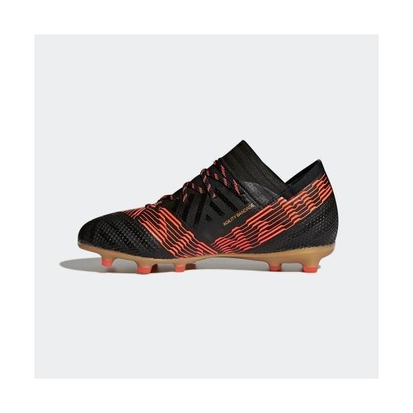 アウトレット価格 アディダス公式 シューズ スパイク adidas ネメシス 17.1 FG/AG J|adidas|04