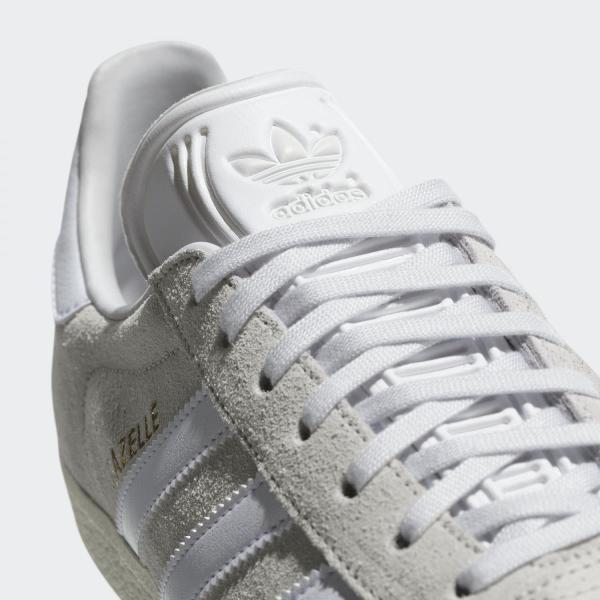 CQ2799 レディース ゴム底 アディダス 天然皮革 【公式】 合成皮革 メンズ シューズ adidas GAZELLE