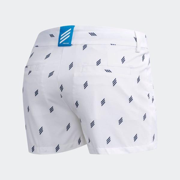 セール価格 アディダス公式 ウェア ボトムス adidas adicross スリーストライプモノグラムプリント ショーツ【ゴルフ】|adidas|02