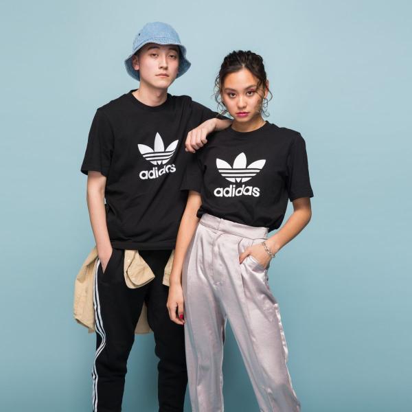 全品送料無料! 08/14 17:00〜08/22 16:59 返品可 アディダス公式 ウェア トップス adidas トレフォイル Tシャツ|adidas|04