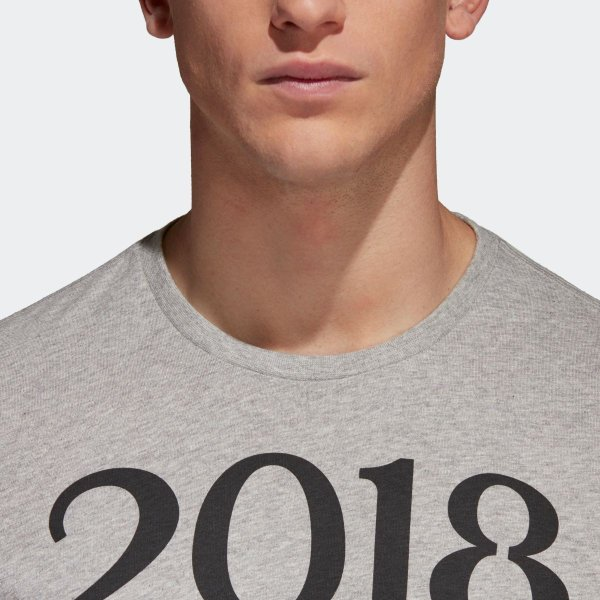 アウトレット価格 アディダス公式 ウェア トップス adidas WCロゴTシャツ adidas 09